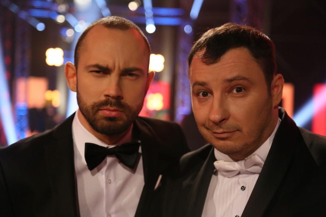 Андрей Бедняков и Дмитрий Танкович