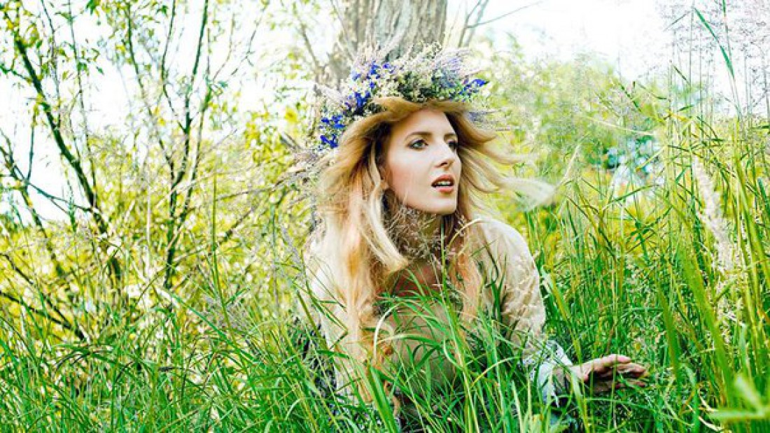 Украинская певица Иллария