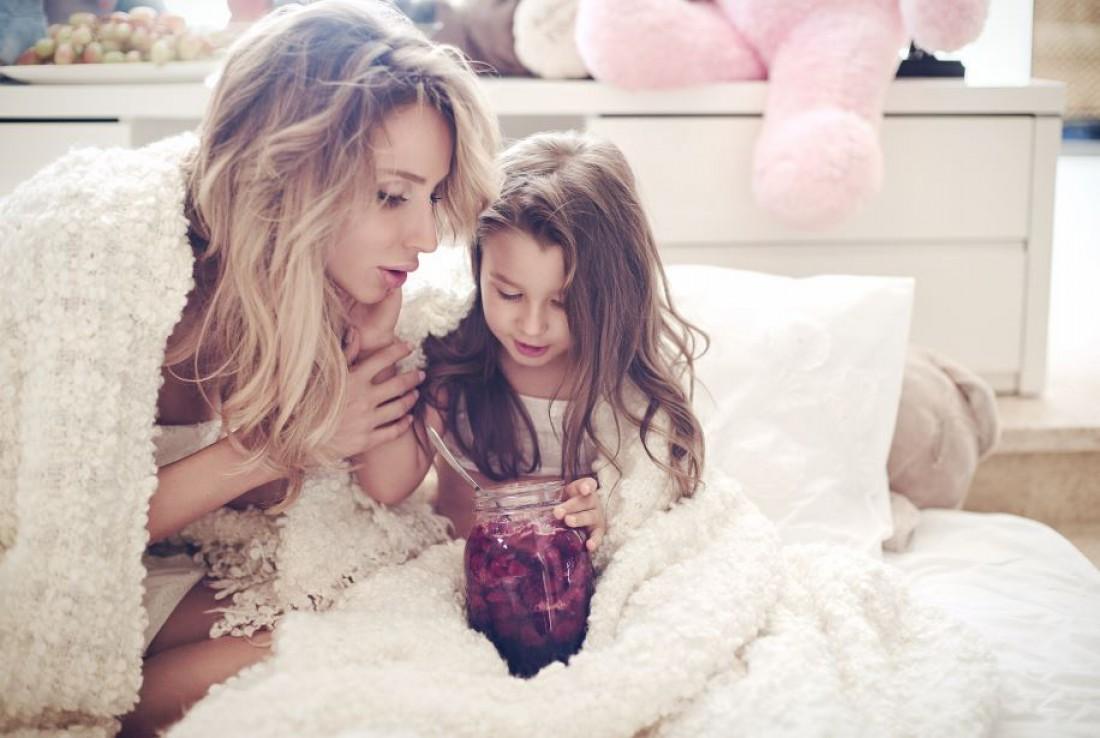 LOBODA с 5-летней дочкой Евангелиной