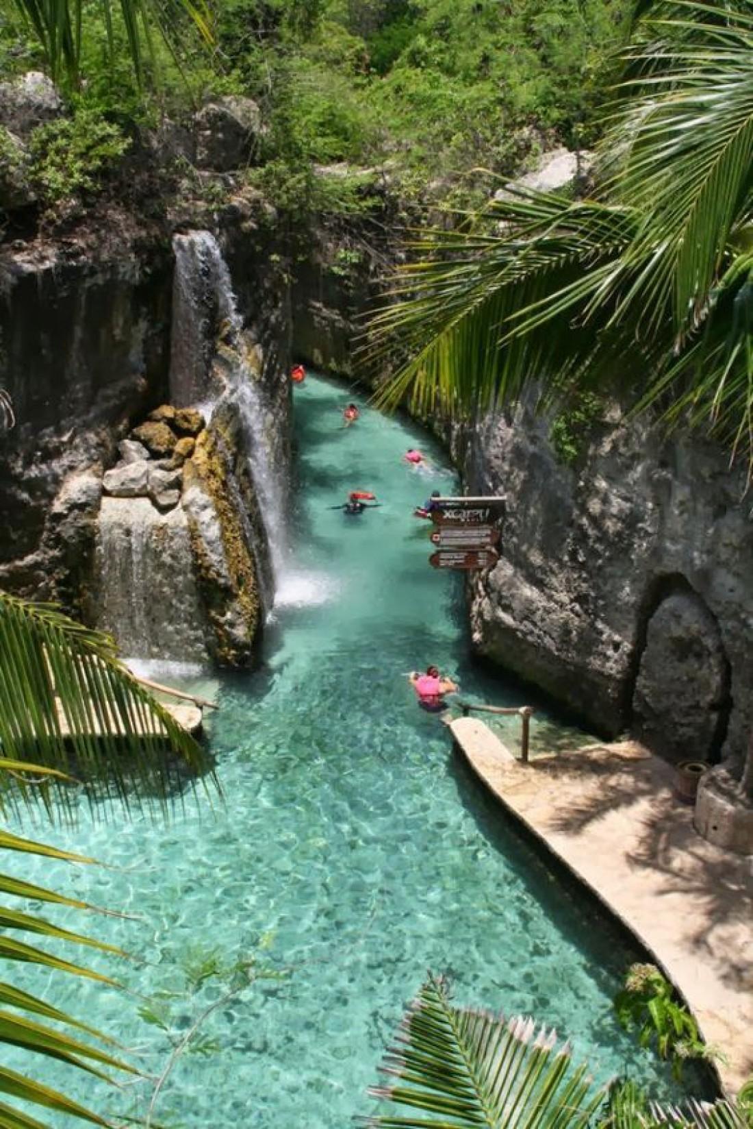 Ривьера Майя - идеальный вариант для любителей неспешного пляжного отдыха