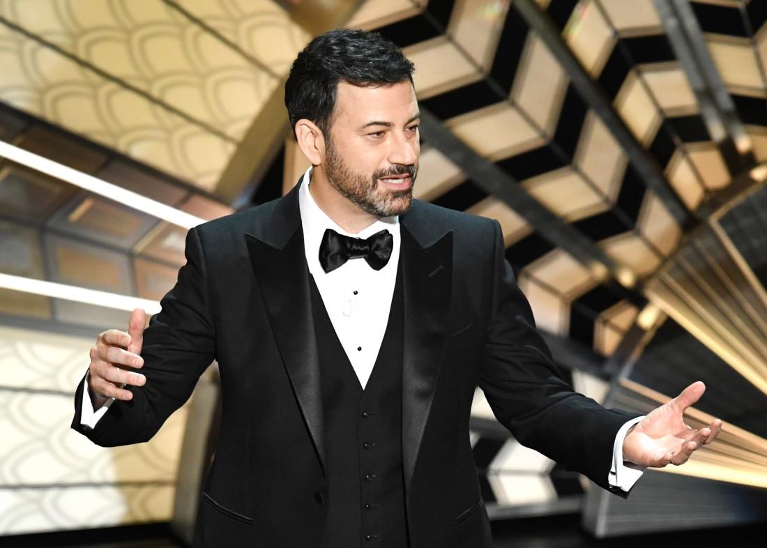 Оскар 2017: Джимми Киммел