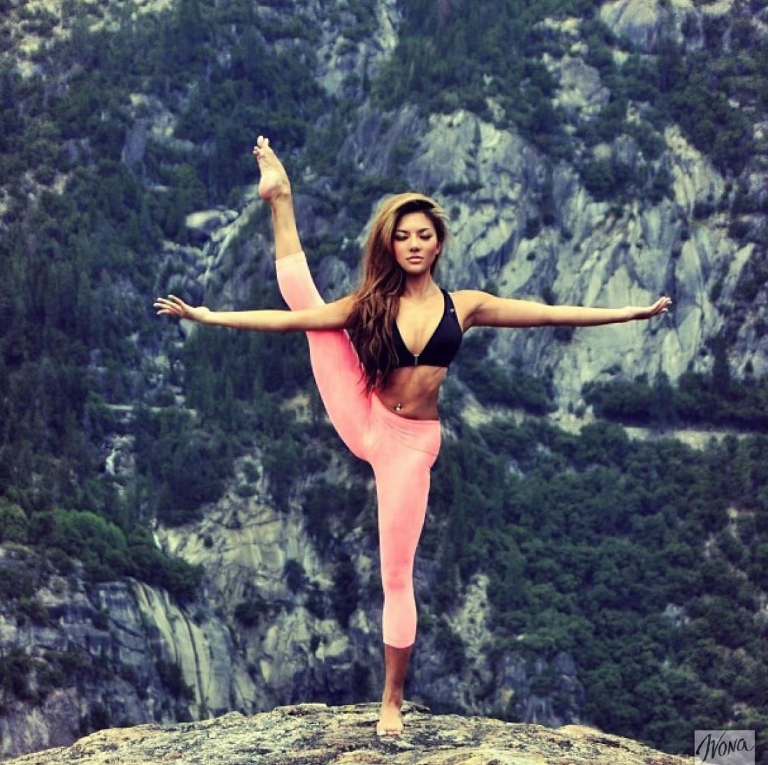 Йога научит тебя концентрироваться на цели