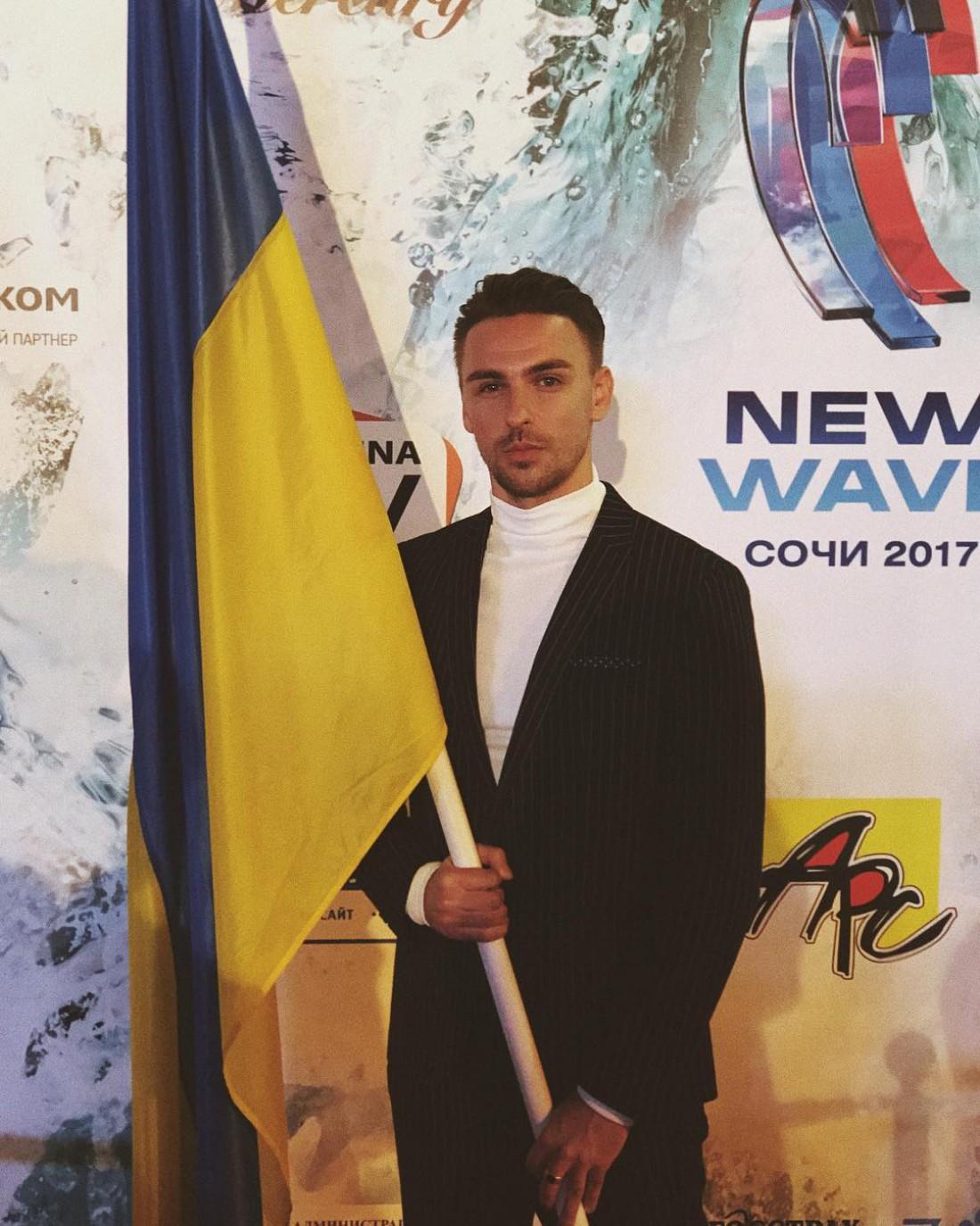 Новая волна 2017: Артем Иванов