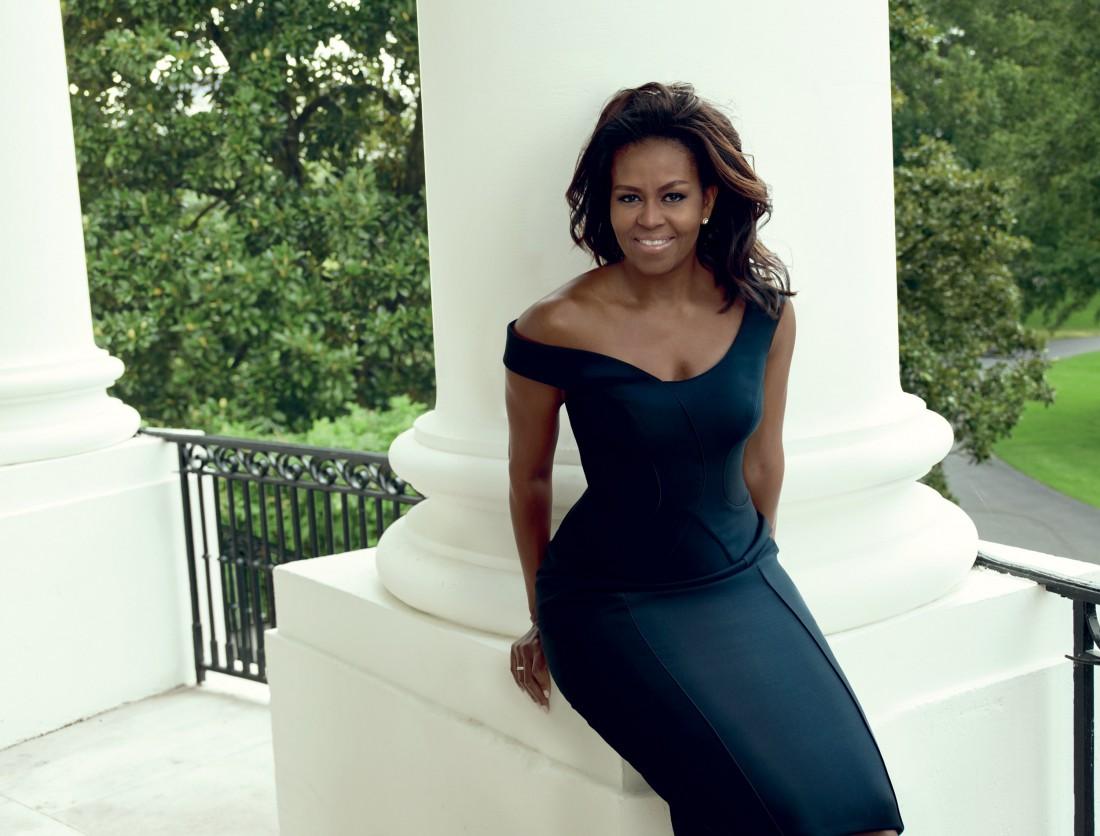 Мишель Обаму признали иконой стиля 2016 года