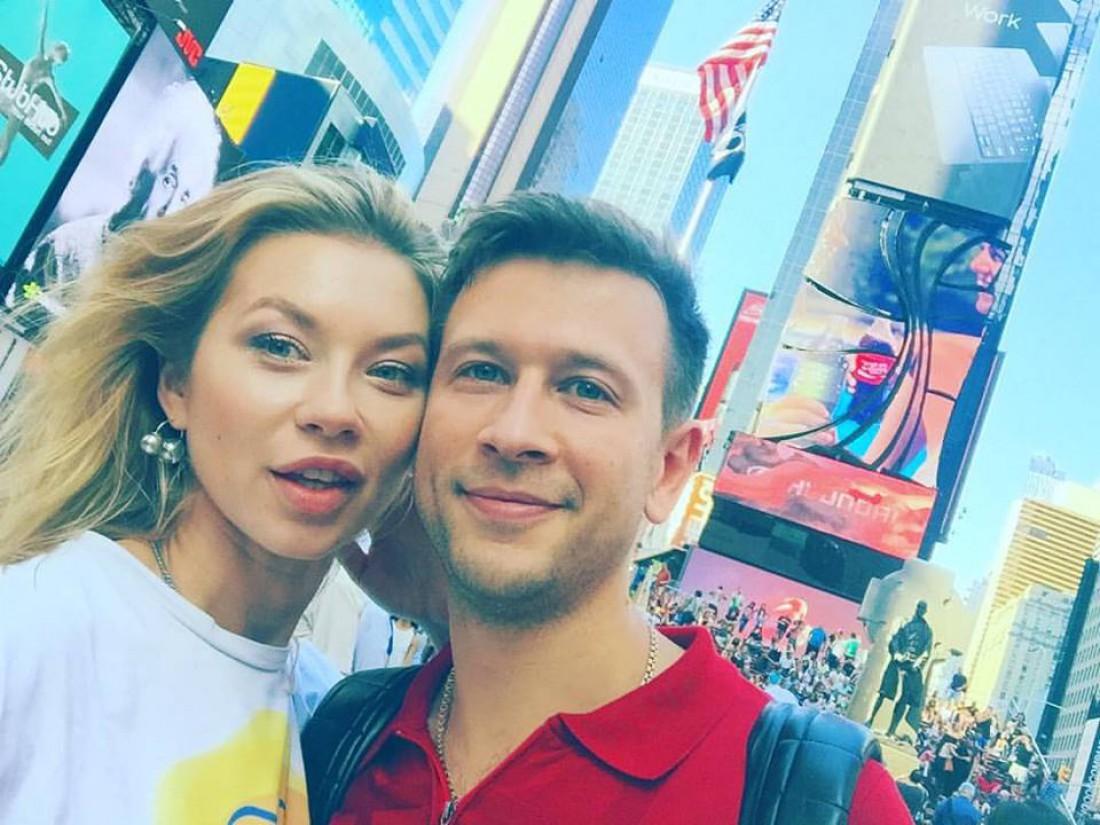 Фото с медового месяца Дмитрия и Полины