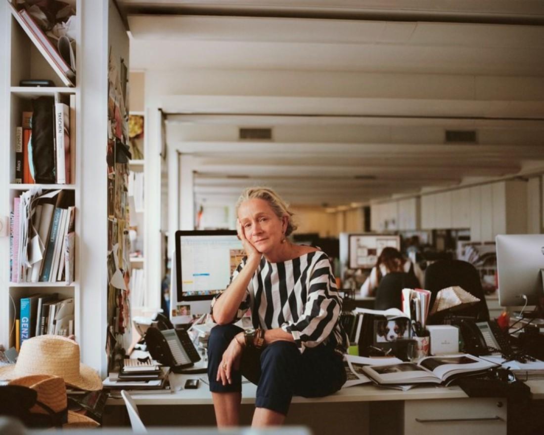 Люсинда Чемберс покидает британский Vogue