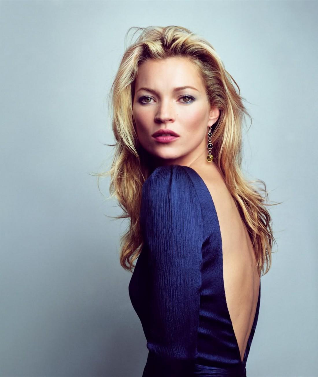 Кейт Мосс откроет Kate Moss Models