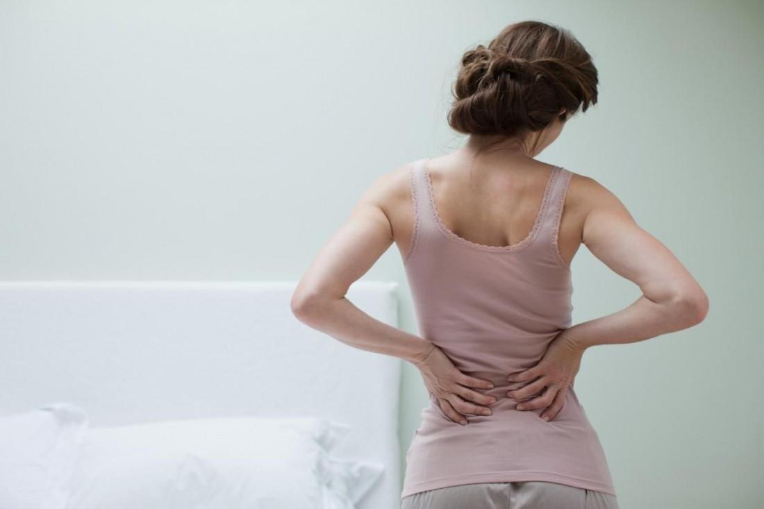 У людей с депрессией чаще возникают боли в спине