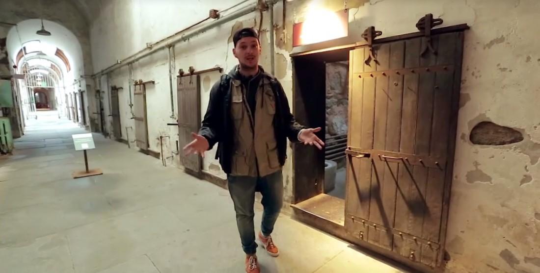Тюрьма в Филадельфии