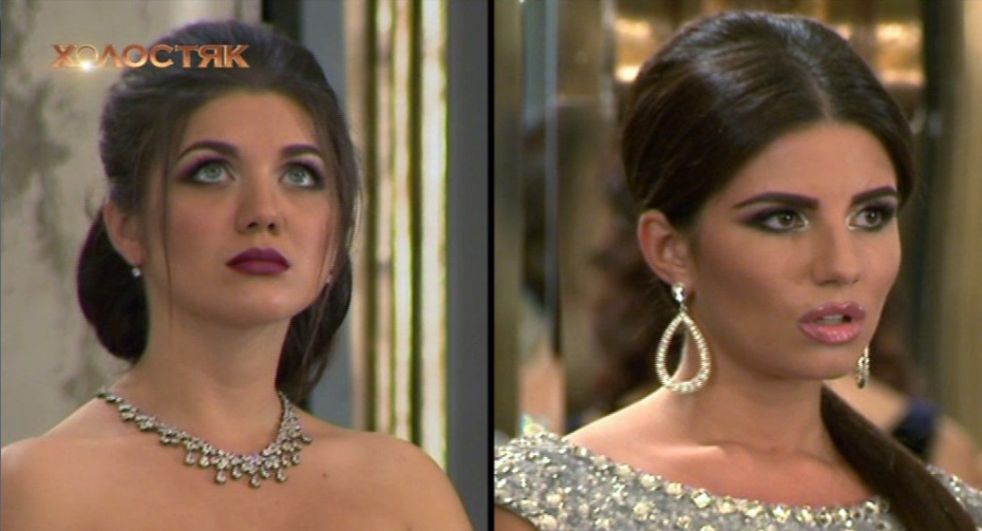 Холостяк 7 сезон четвертый выпуск: ушла Алена (слева) и Лена (справа)