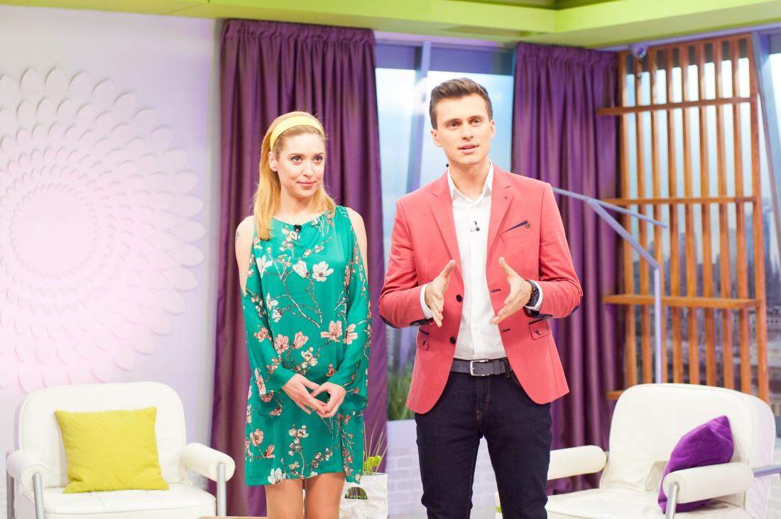 Алена Винницкая и Александр Скичко