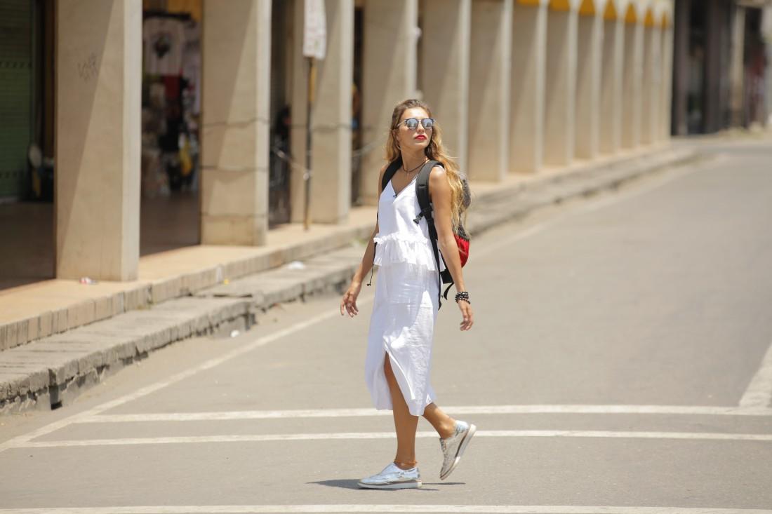 Регина Тодоренко: Мой любимый образ - безупречное белое батистовое платье