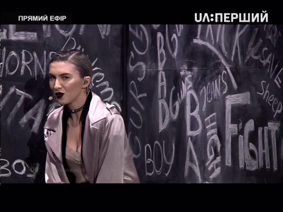 Диана Гаджиева изАзербайджана прошла вфинал «Евровидения»