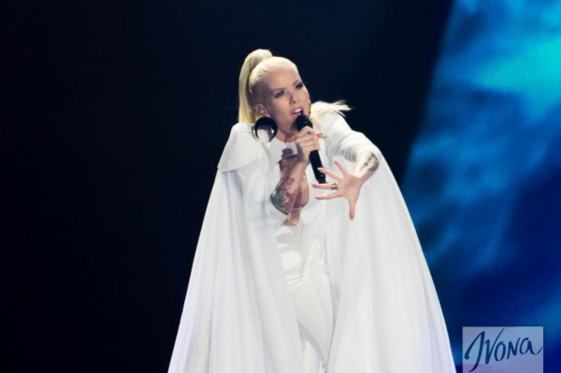 Евровидение 2017 первый полуфинал: Исландия