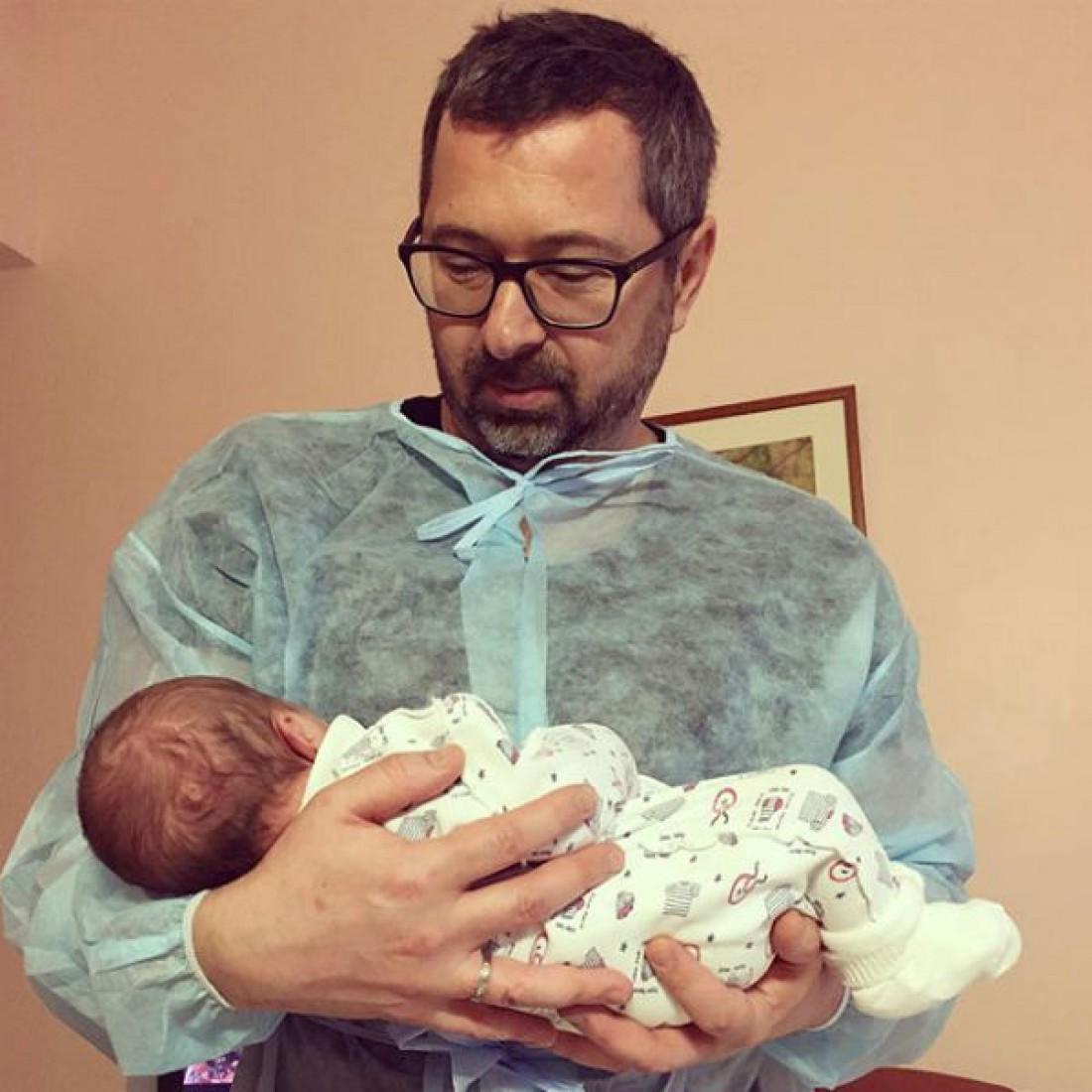 Алексей с дочкой Лидией