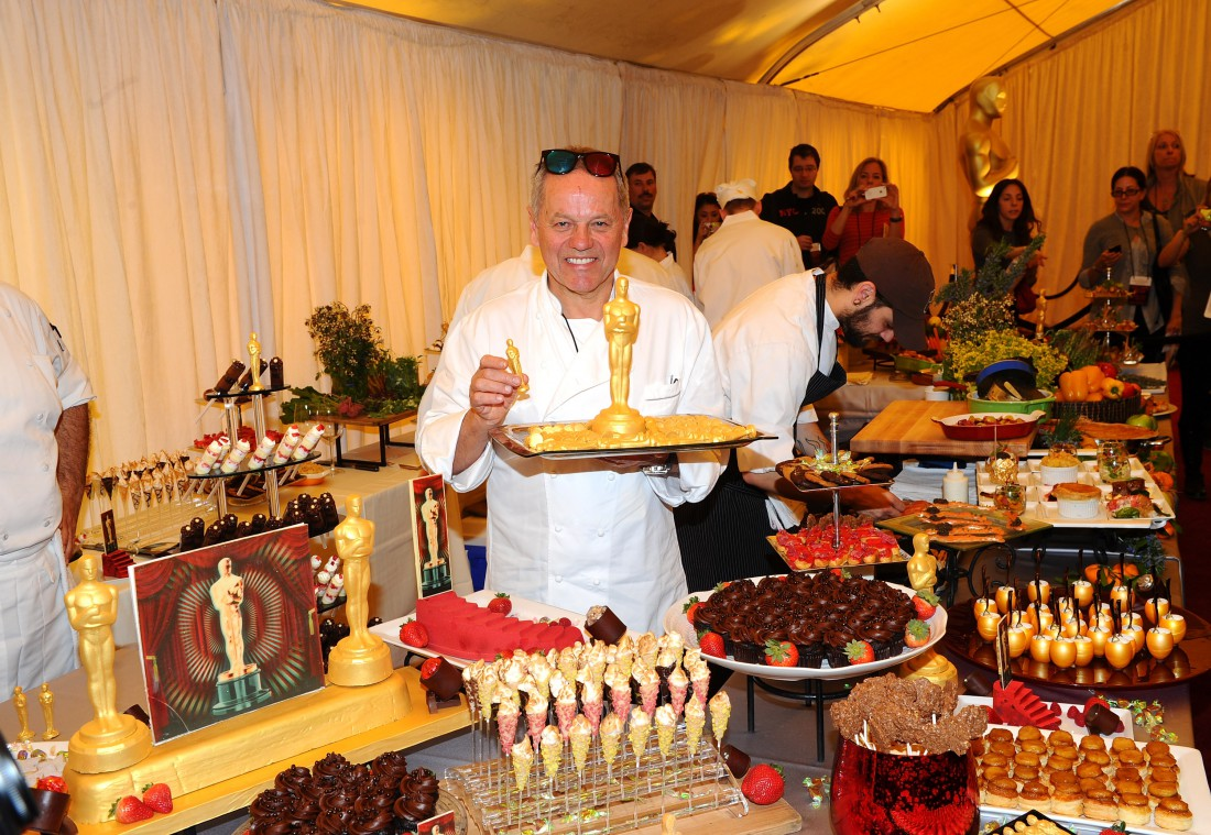 Оскар 2017: шеф-повар Вольфган Пак