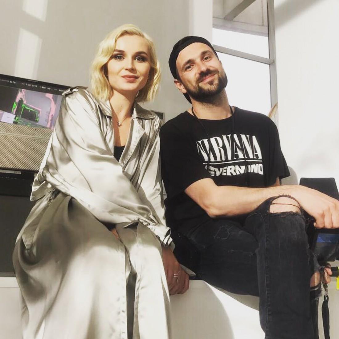 Полина Гагарина и Леонид Колосовский
