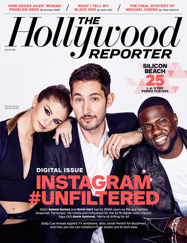 Свежий номер Hollywood Reporter