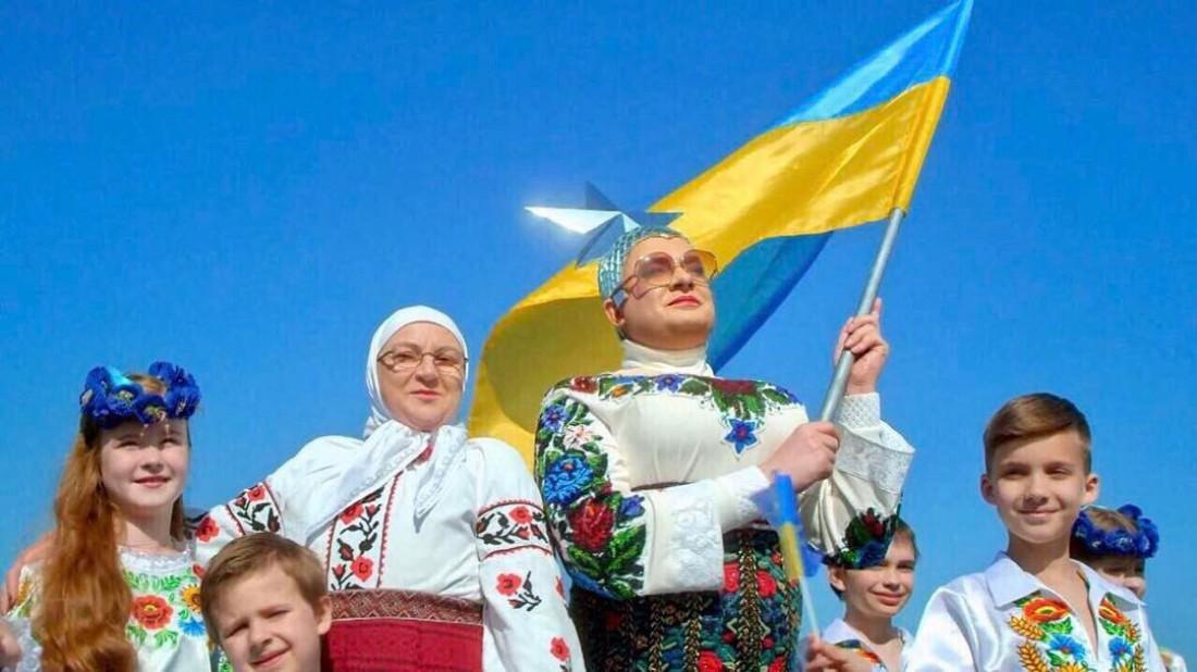 Евровидение 2017 второй полуфинал: Верка Сердючка