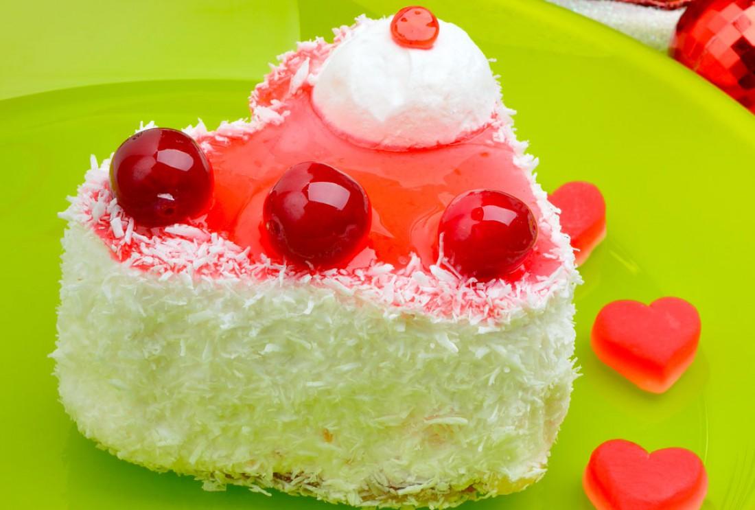 Десерт на День Валентина