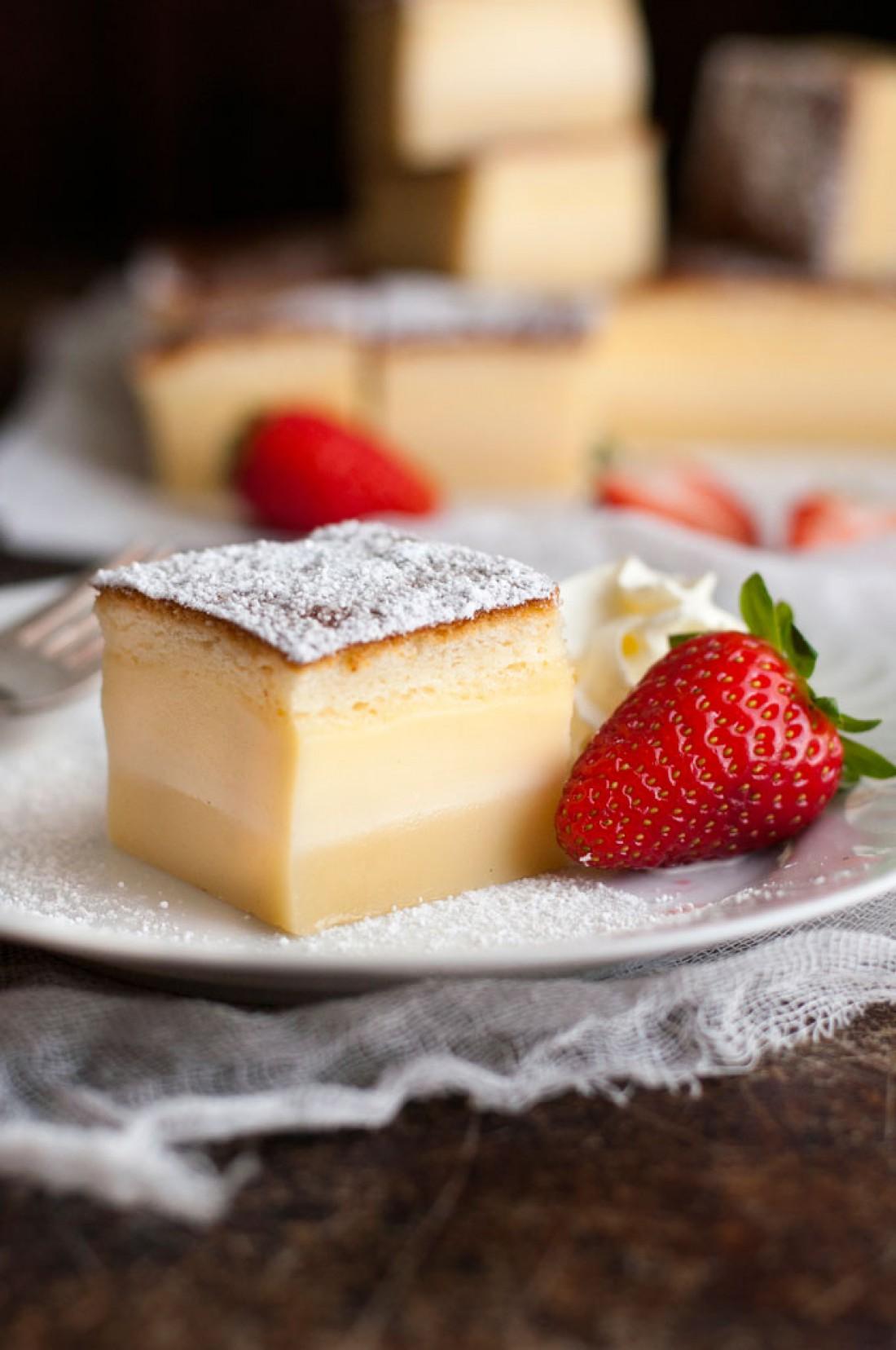 Рецепт оригинального пирожного