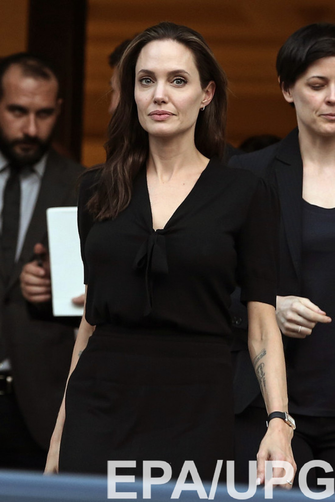 Анджелина Джоли стремительно теряет вес