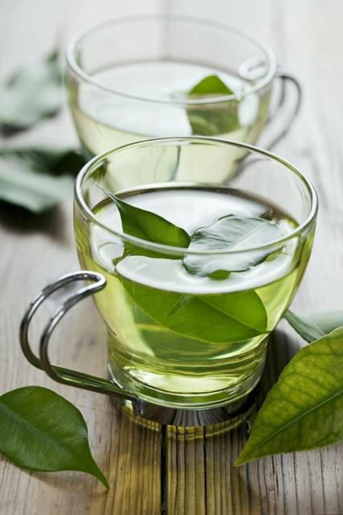 зеленый чай для похудения как мочегонное