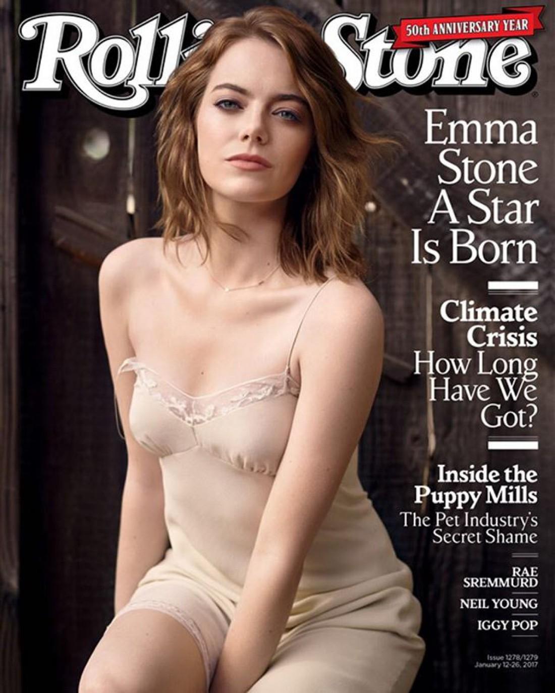 28-летняя звезда на обложке Rolling Stone