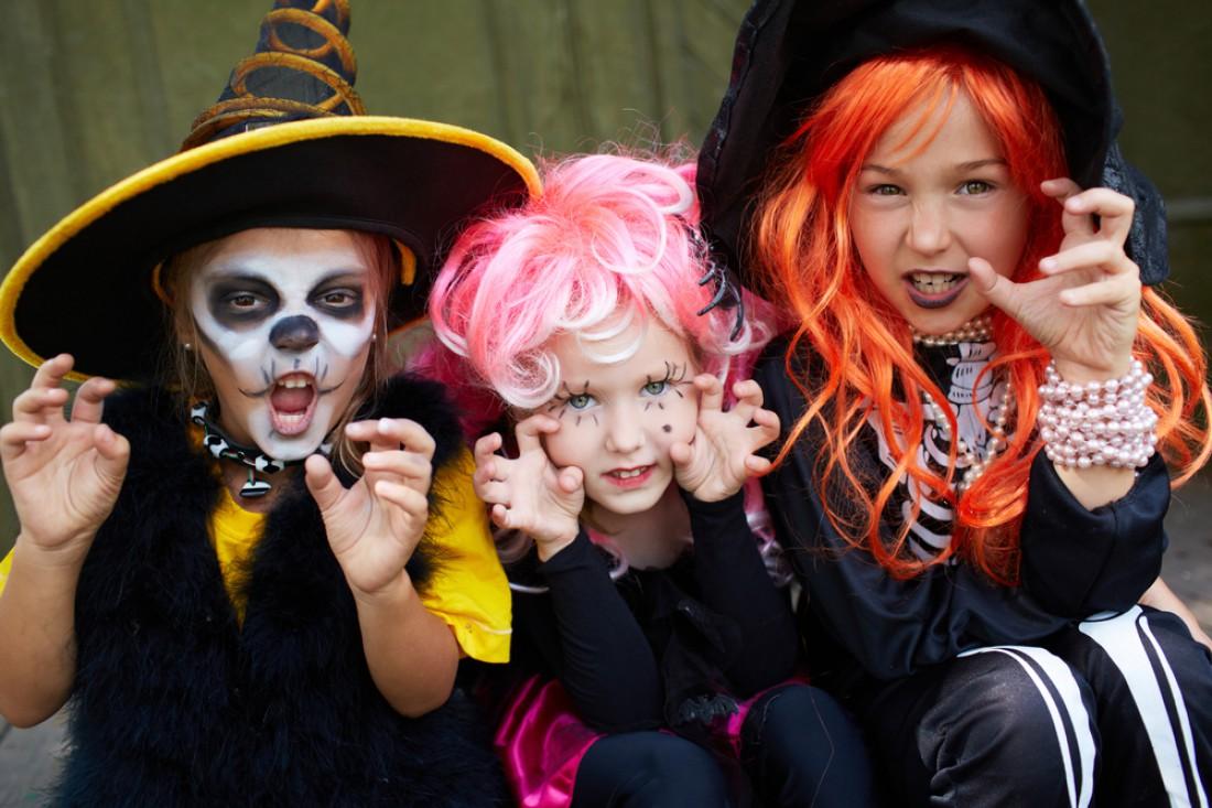 Врачи предупредили о неожиданной опасности покупных костюмов на Хэллоуин