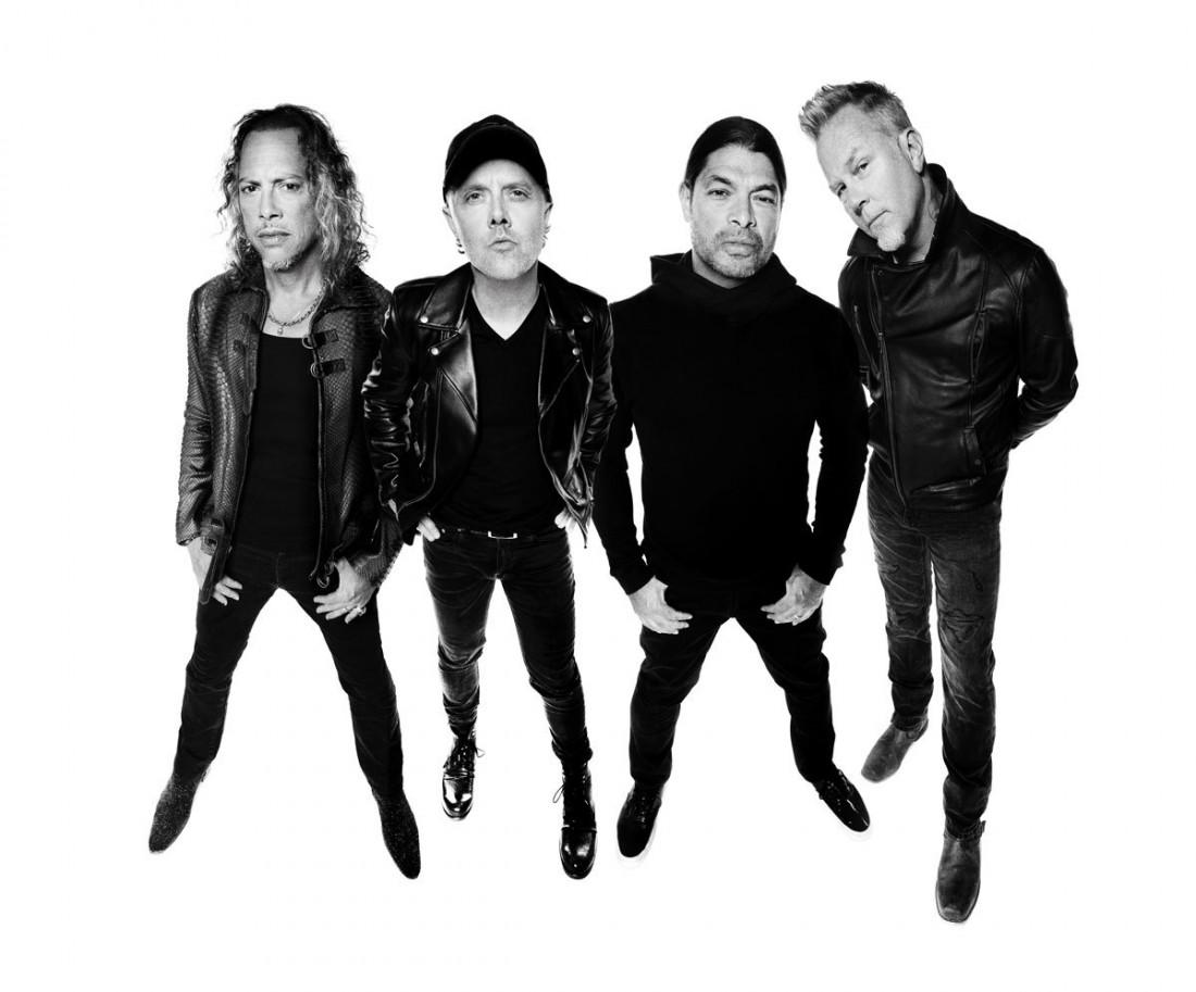 Metallica анонсировала выпуск нового альбома