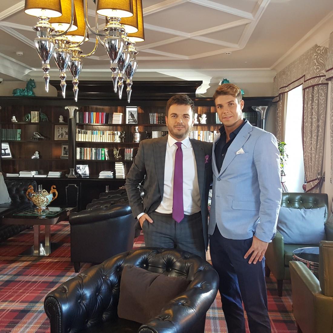 Холостяк 7: Григорий Решетник и Дмитрий Черкасов