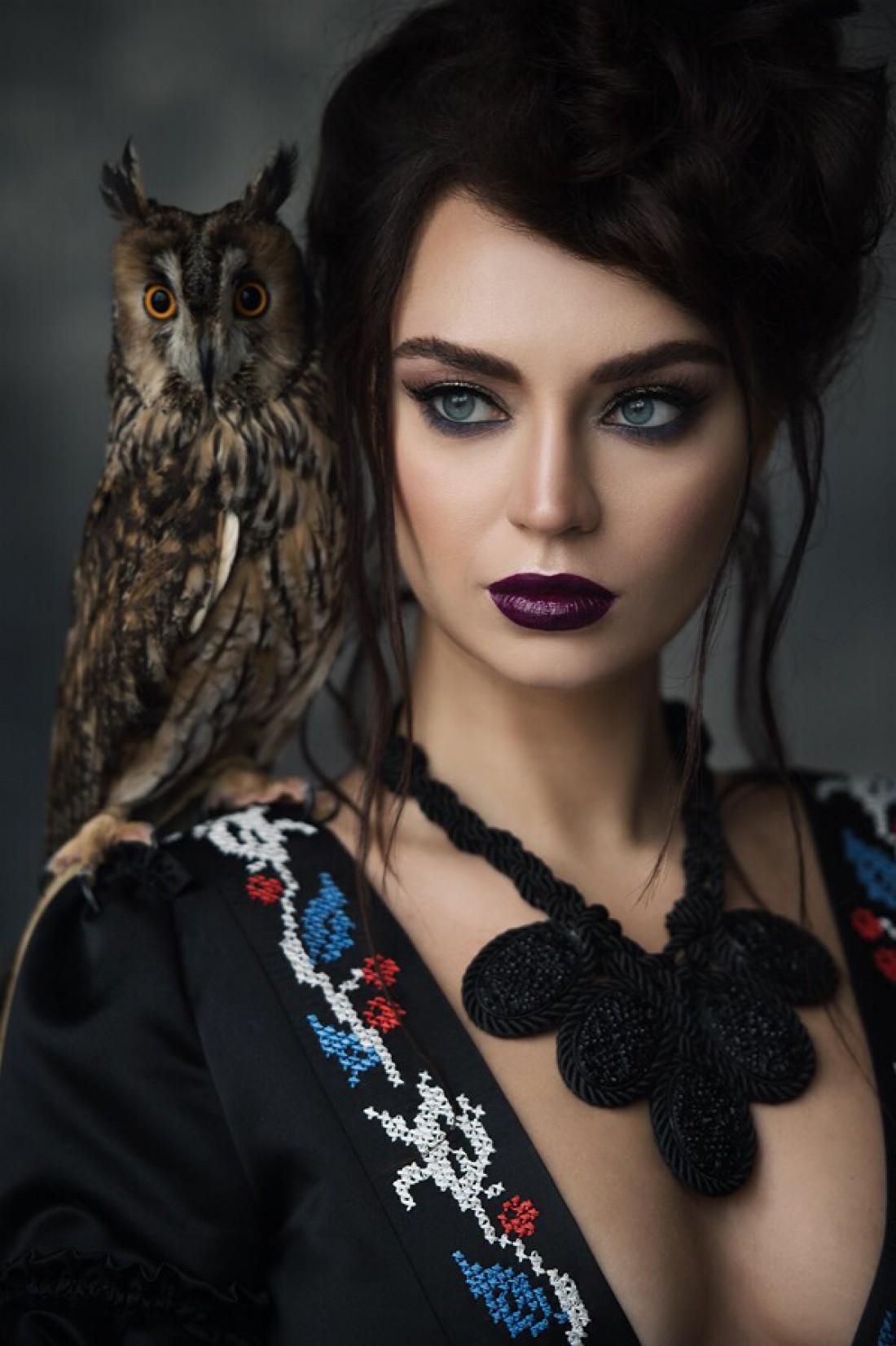 Make-up Анны Червинской