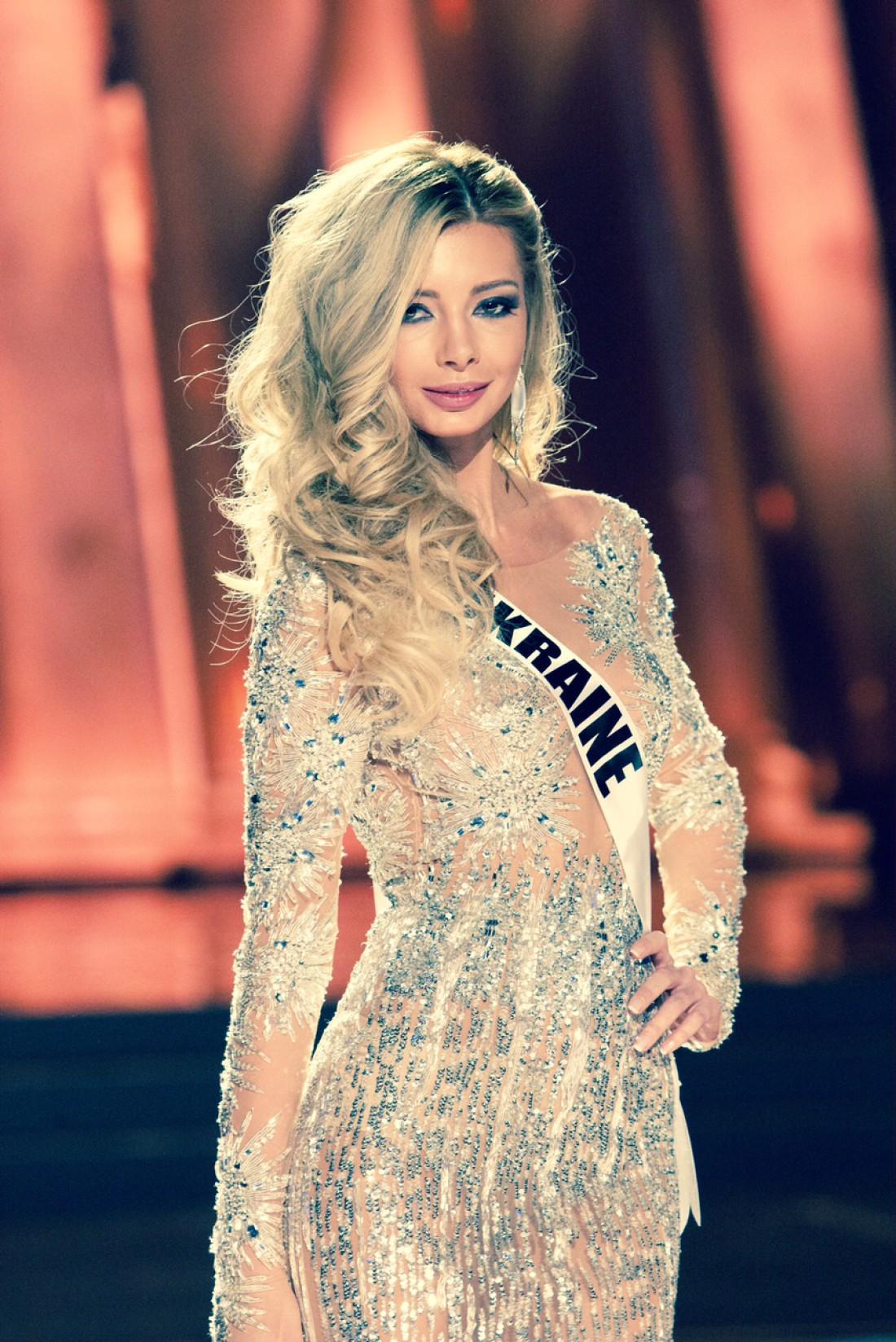 Мисс Украина Вселенная 2015 Анна Вергельская поняла силу красоты еще в детстве