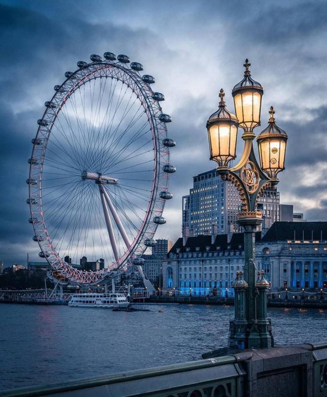 Лондон: Краткий путеводитель по туманному Альбиону