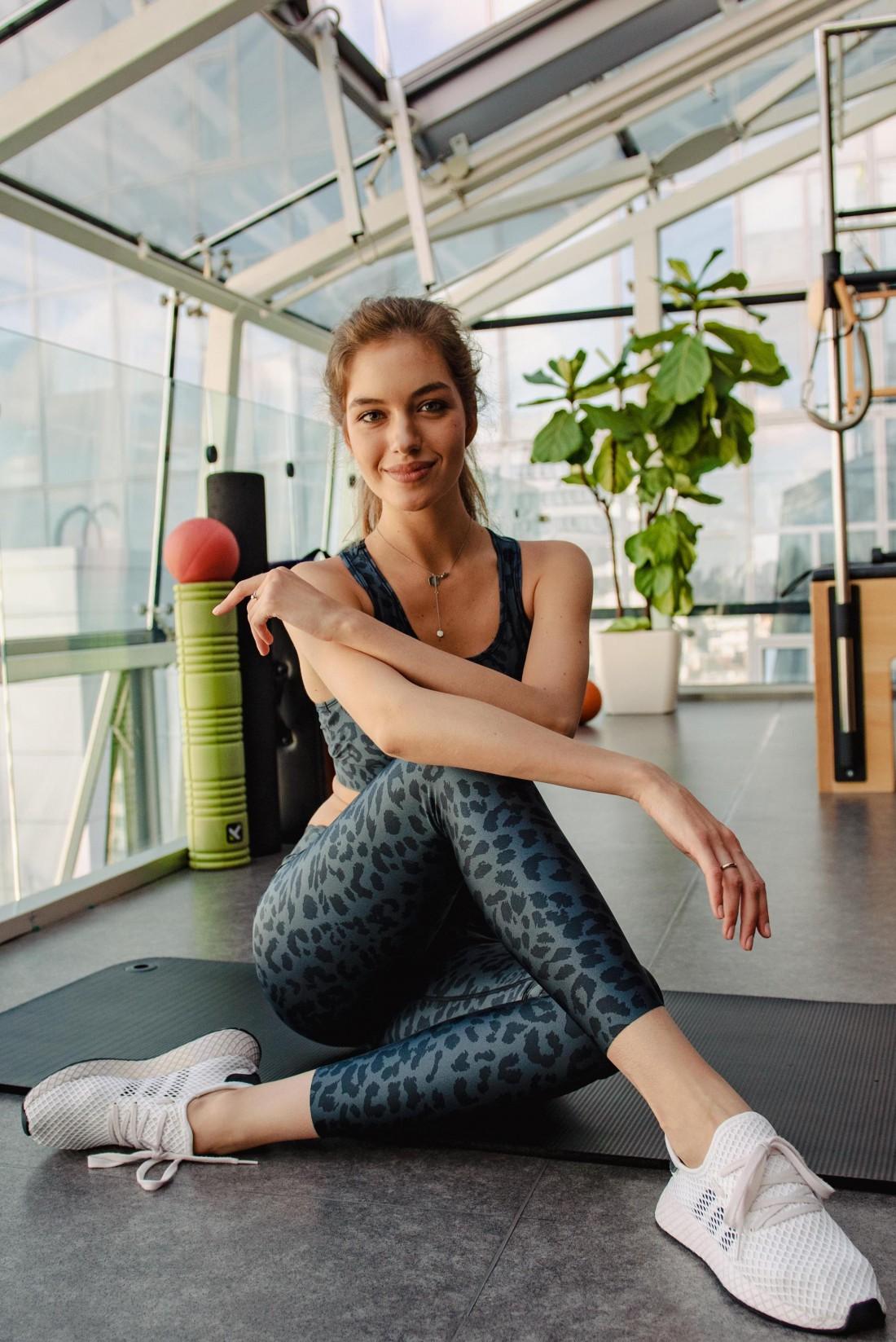 Александра Кучеренко стала ведущей «Факты. Спорт»