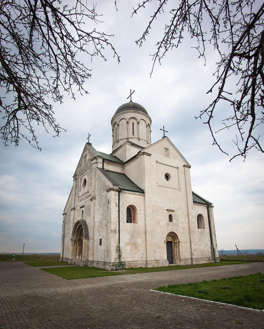 Церковь святого Пантелеймона, село Шевченково, Ивано-Франковская область