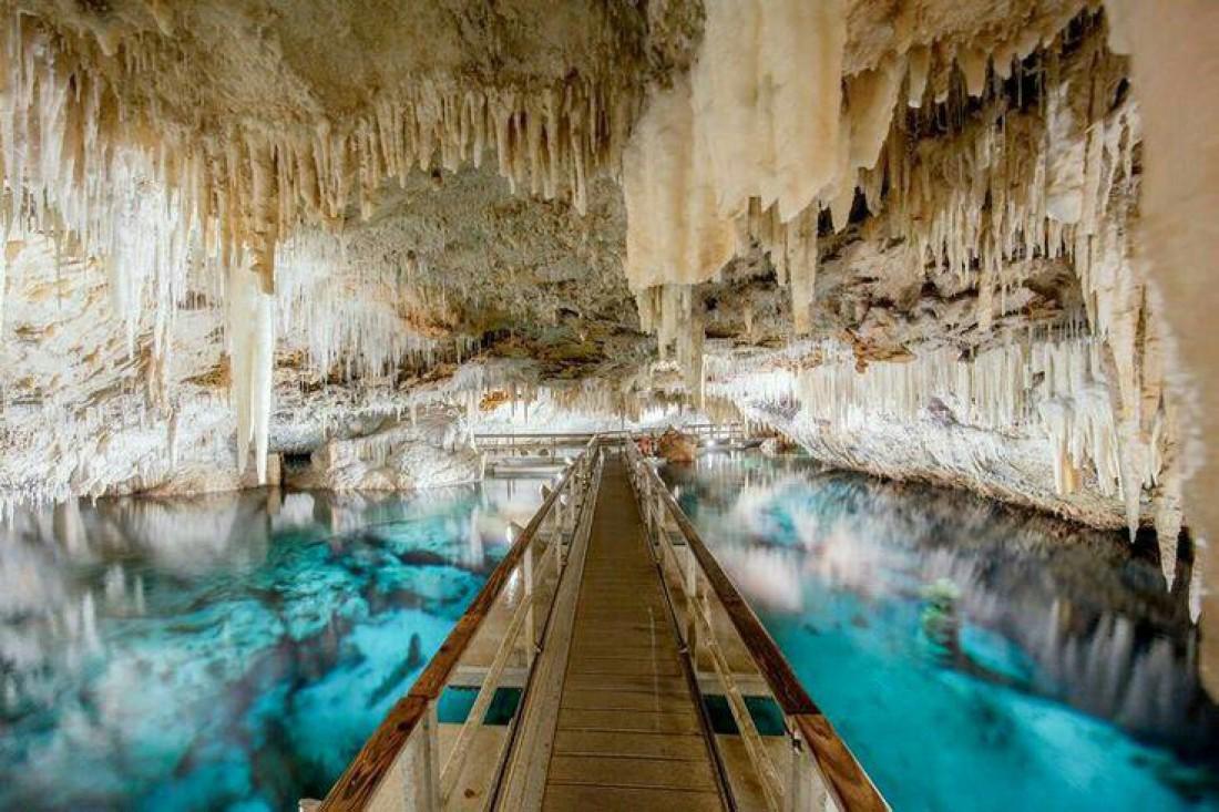 Кристальные пещеры