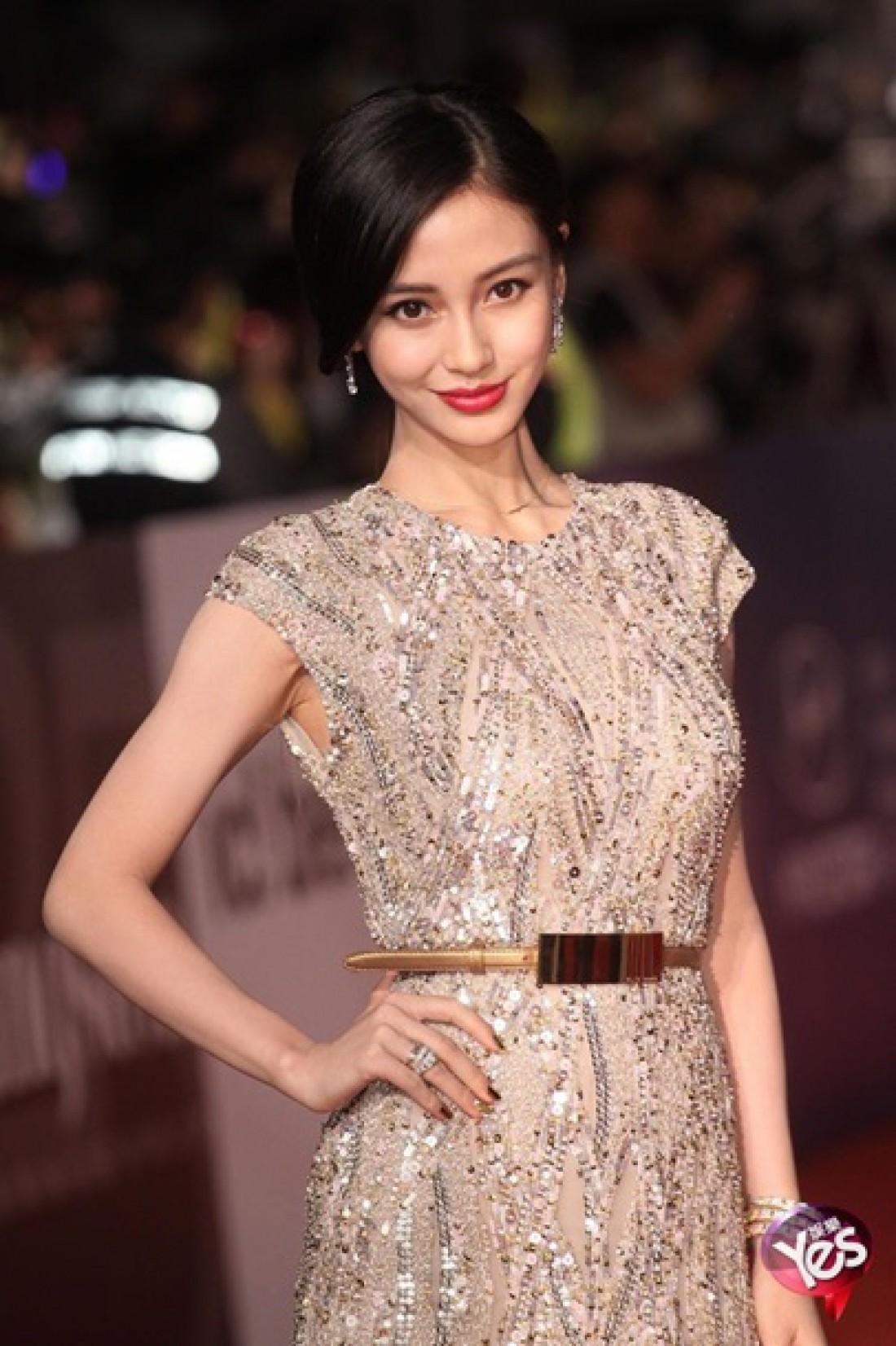 Китайская актриса Ян Вин
