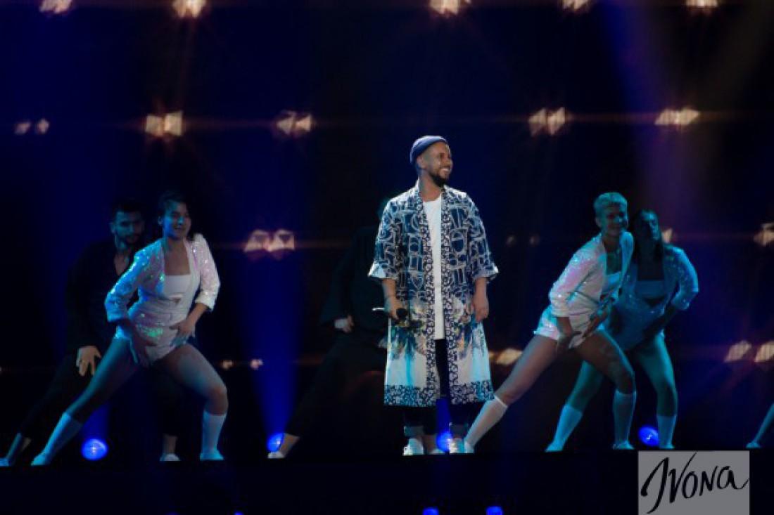 Евровидение 2017 первый полуфинал: MONATIK