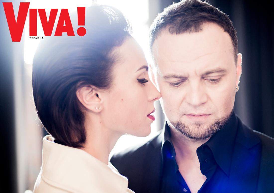 Анастасия Кумейко и Руслан Квинта