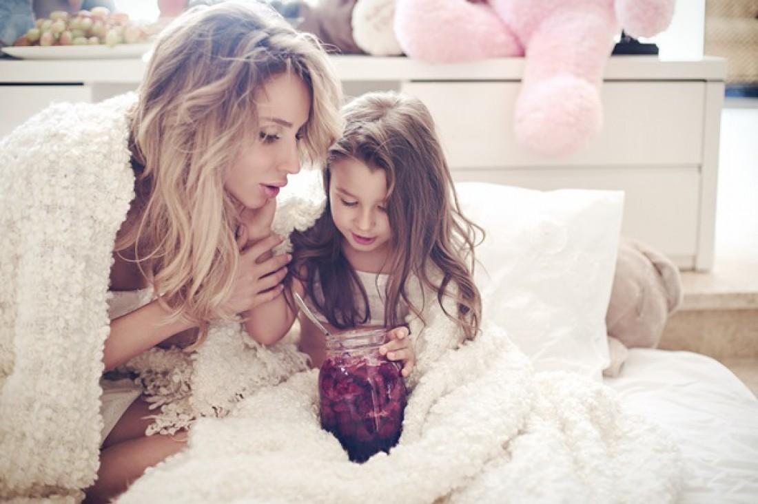 LOBODA с дочкой Евой