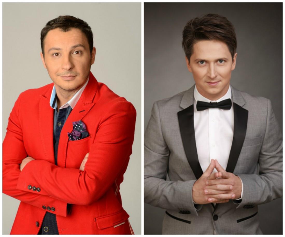 Дмитрий Танкович и Александр Педан