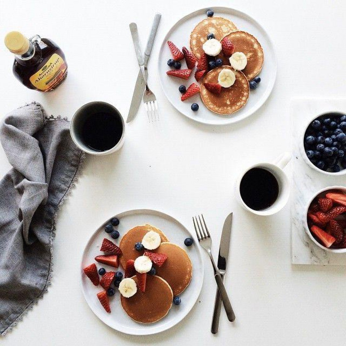 Ешь полноценный завтрак