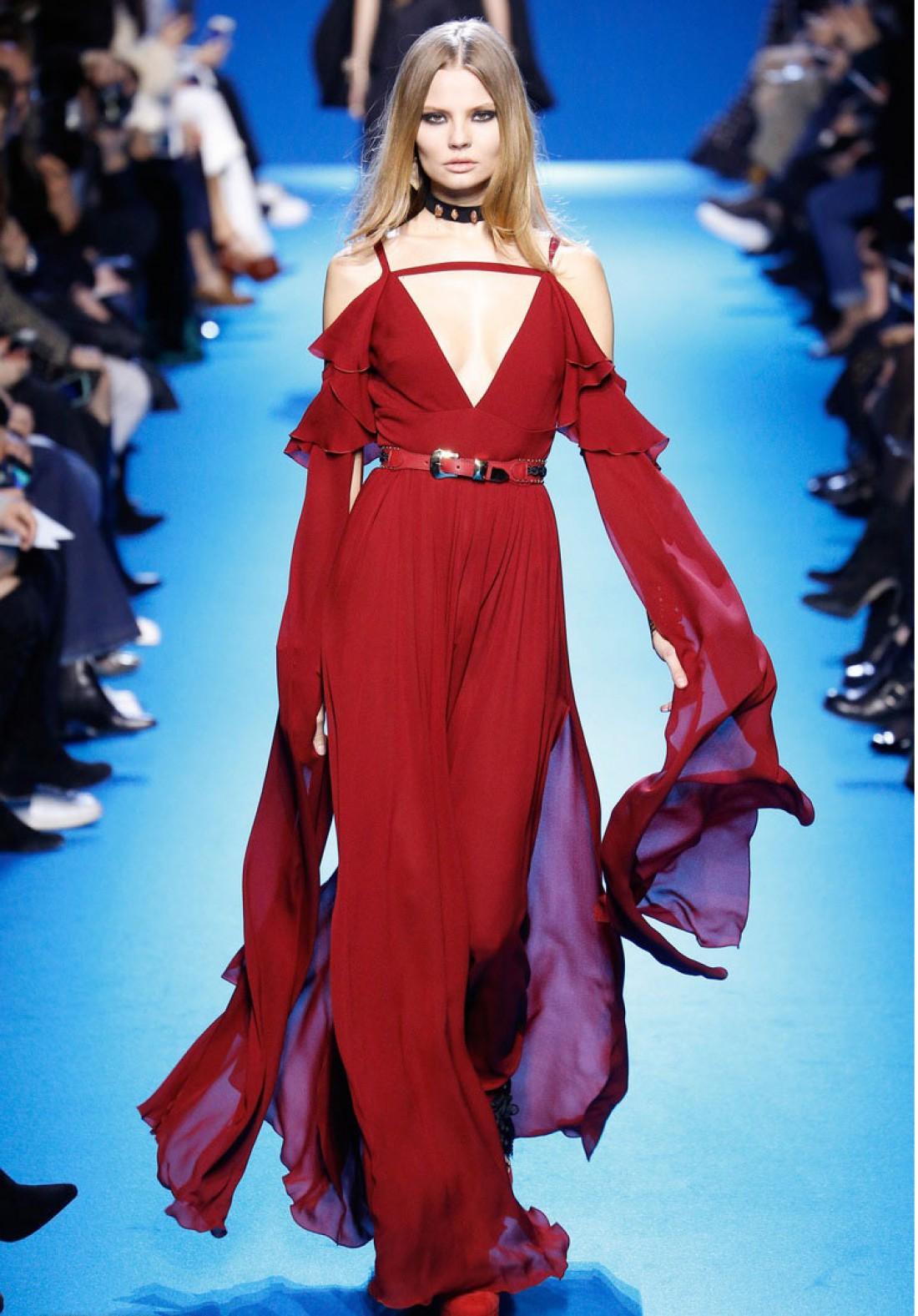 Красный официально признан цветом 2017 года