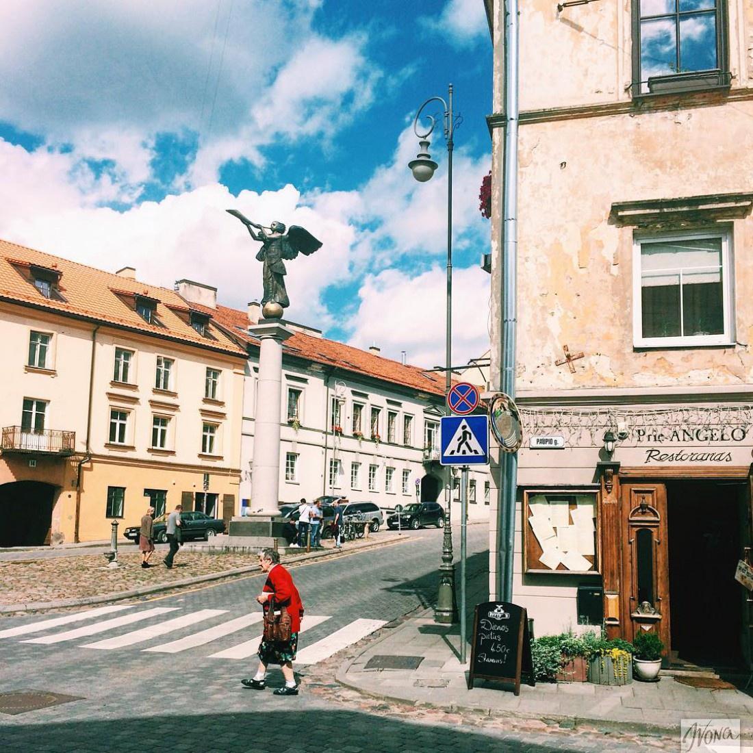 Вильнюс – город счастья