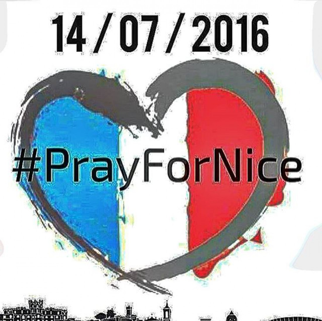 Теракт в Ницце: фото из соцсети Иосифа Пригожина