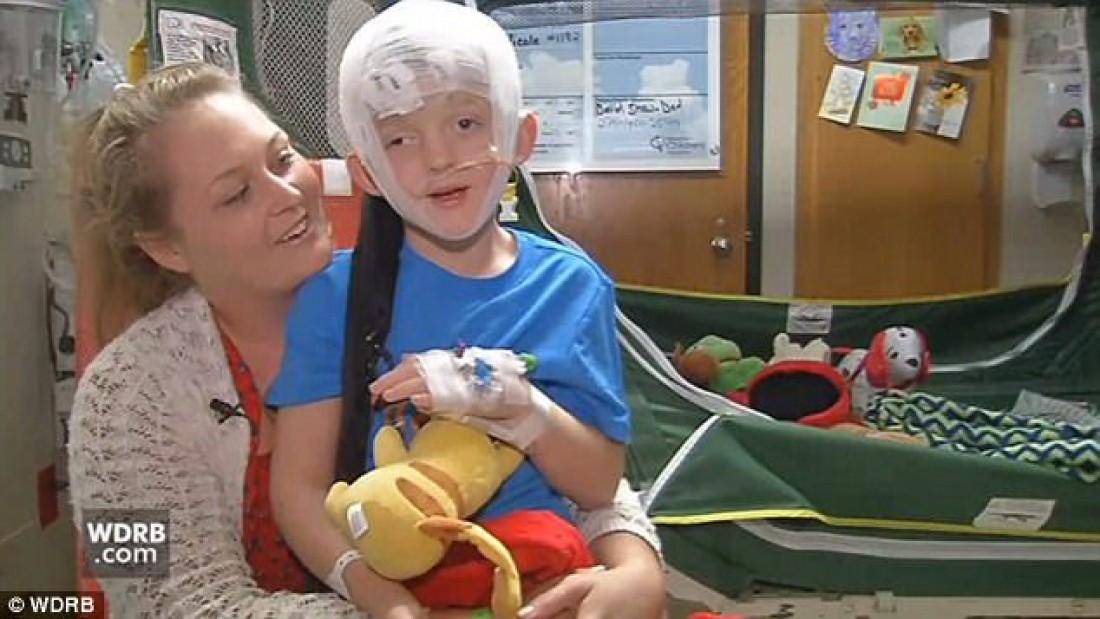 Мальчик заснул на 11 дней из-за загадочной болезн
