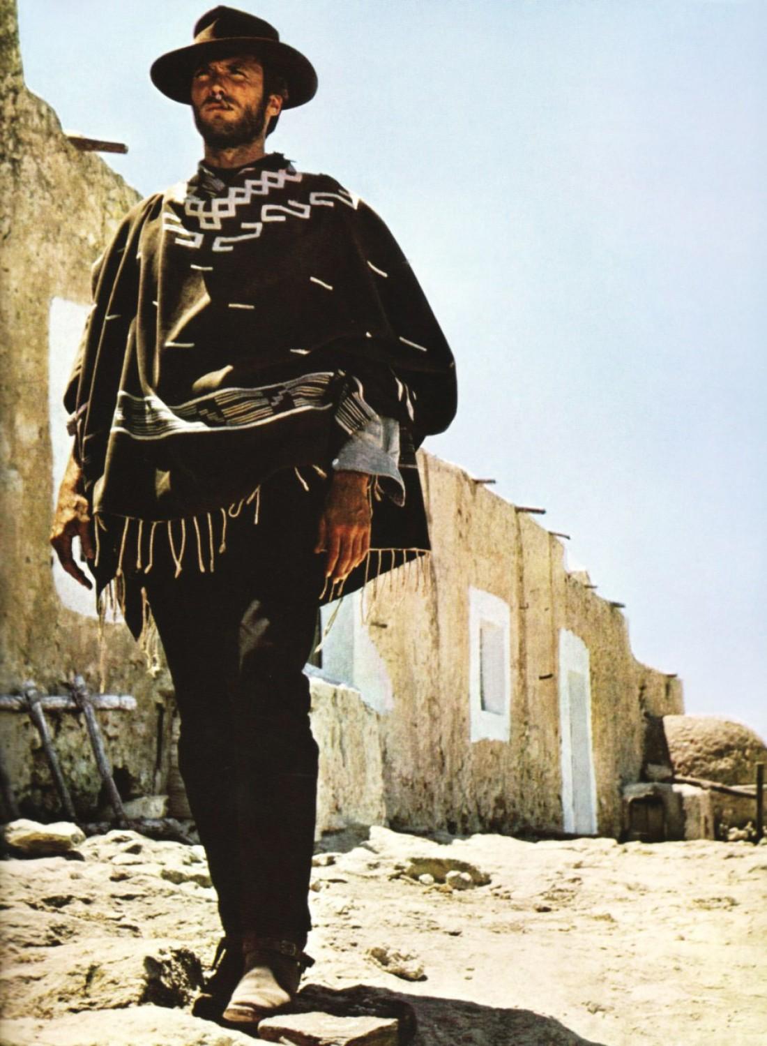 Клинт Иствуд в фильме На несколько долларов больше (1965)