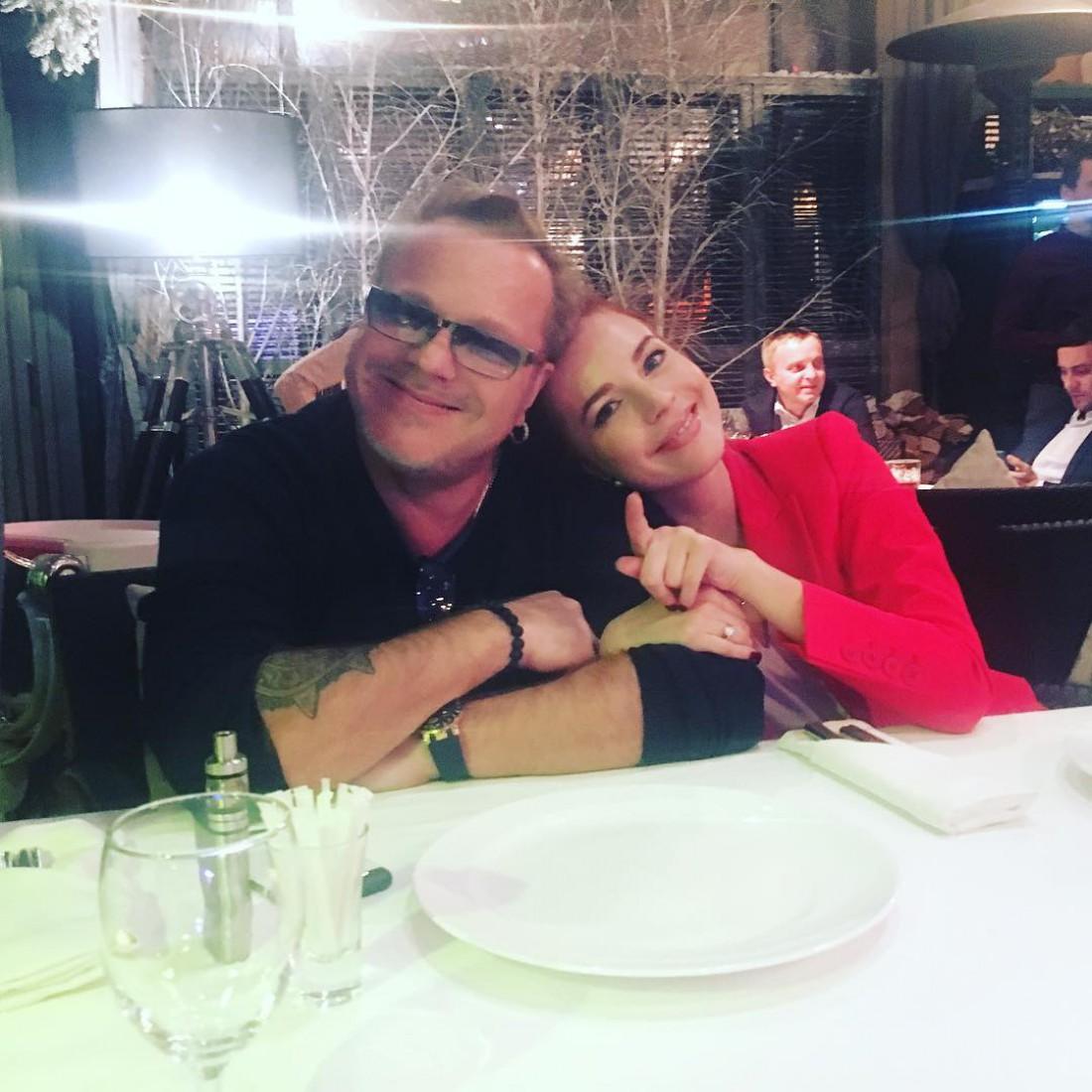 Владимир Пресняков-младший и Наталья Подольская