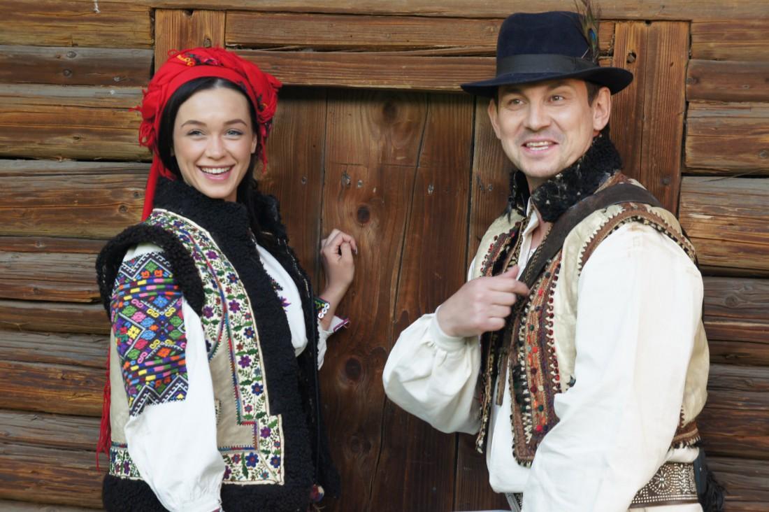 Мария Яремчук и Валерий Харчишин